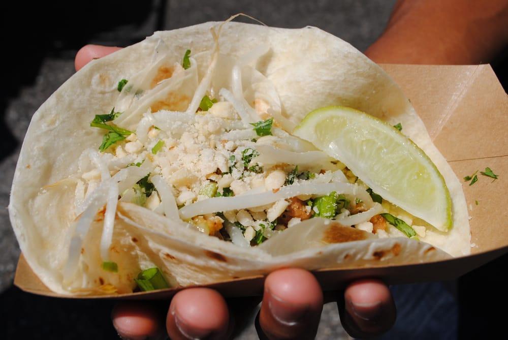 Pad Thai Austin  Pad thai taco Yelp