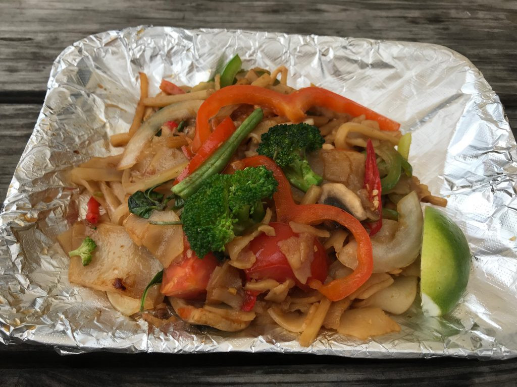 Pad Thai Austin  Thai Licious Recreates Central Thailand Food in Austin