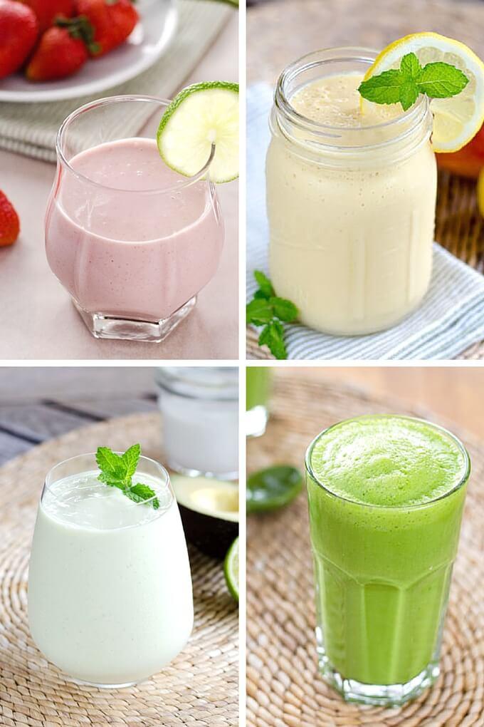 Paleo Breakfast Smoothies  Easy Paleo Smoothie Recipes & Protein Shakes