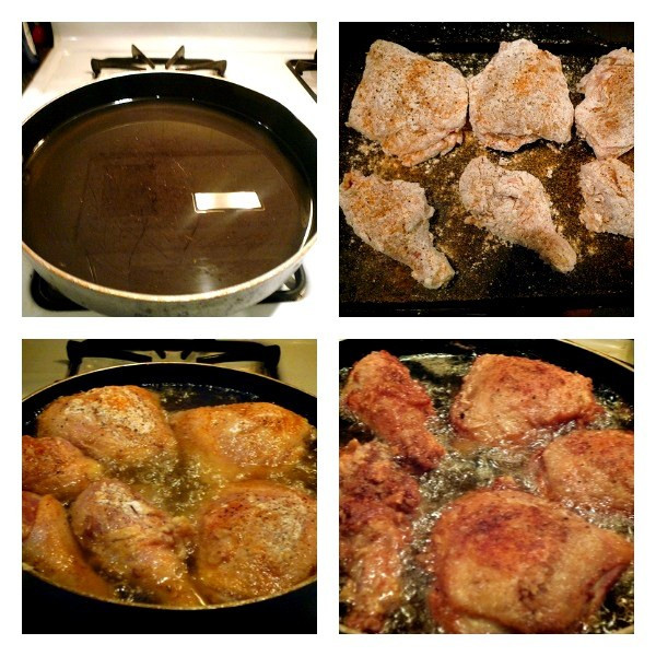 Pan Fried Chicken Recipe  Easy Southern Pan Fried Chicken Recipe