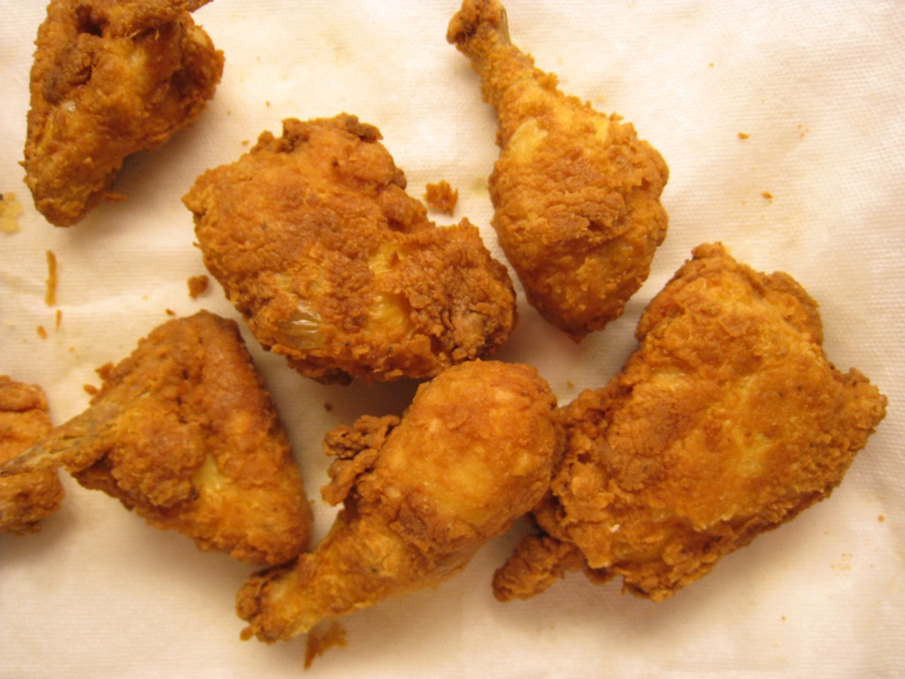 Pan Fried Chicken Recipe  Charles Gabriel's country pan fried chicken Salon