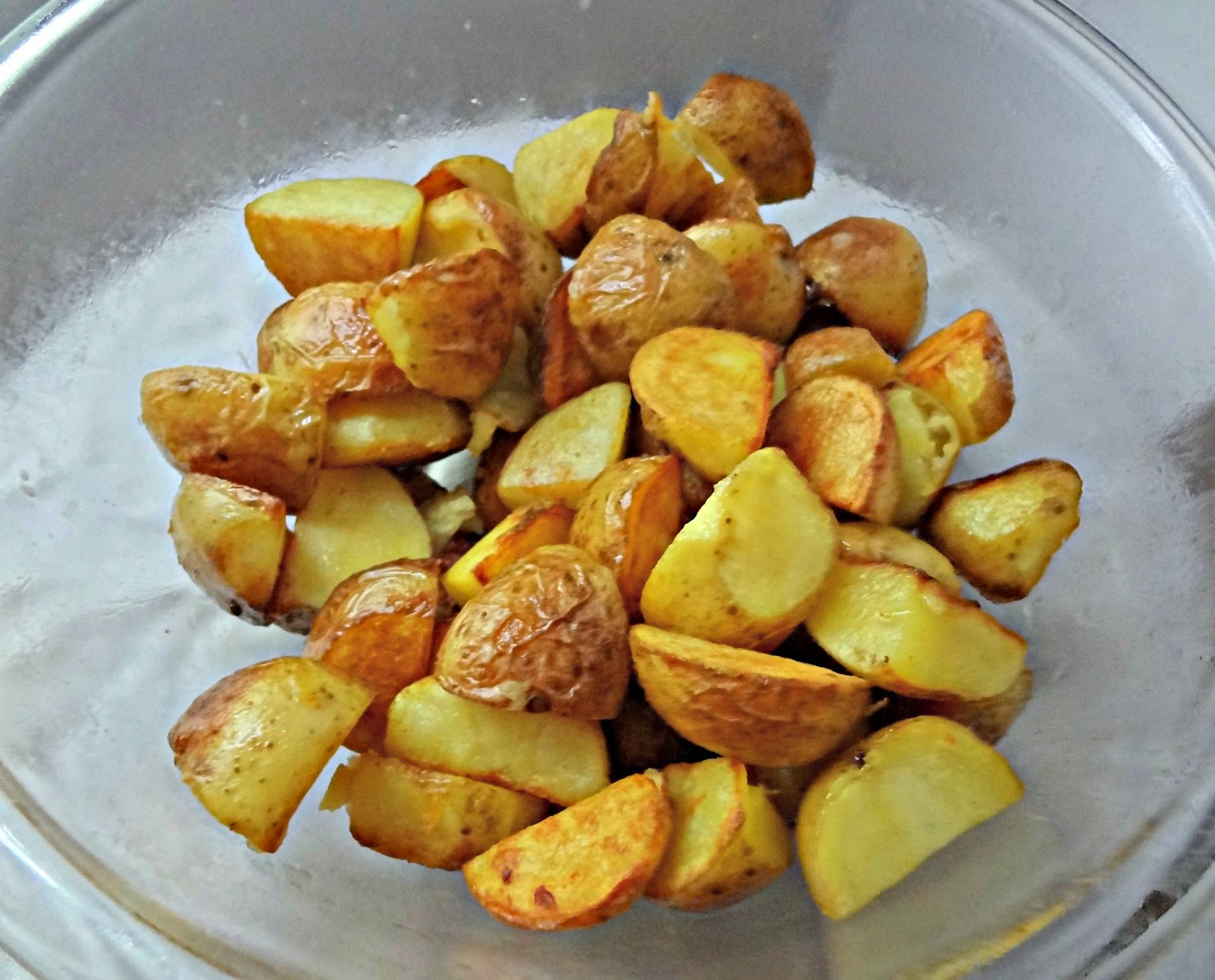 Pan Roasted Potatoes  The Cooking Actress Pan Roasted Potatoes