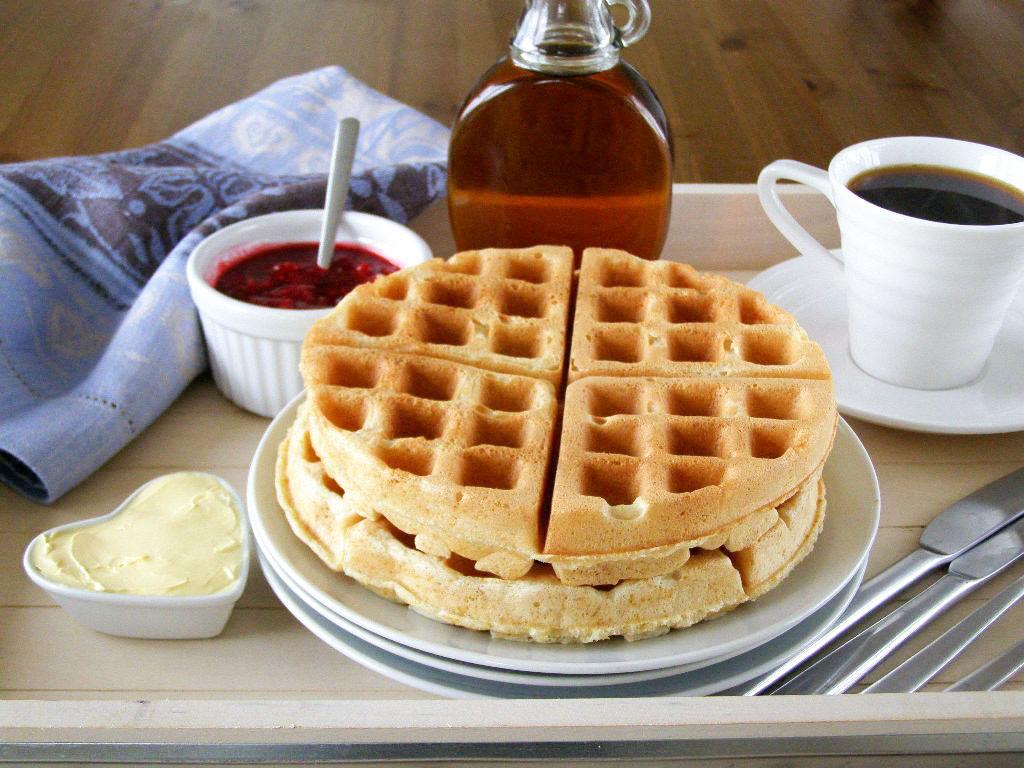 Pancakes And Waffles  Cricket Powder Pancakes and Waffles