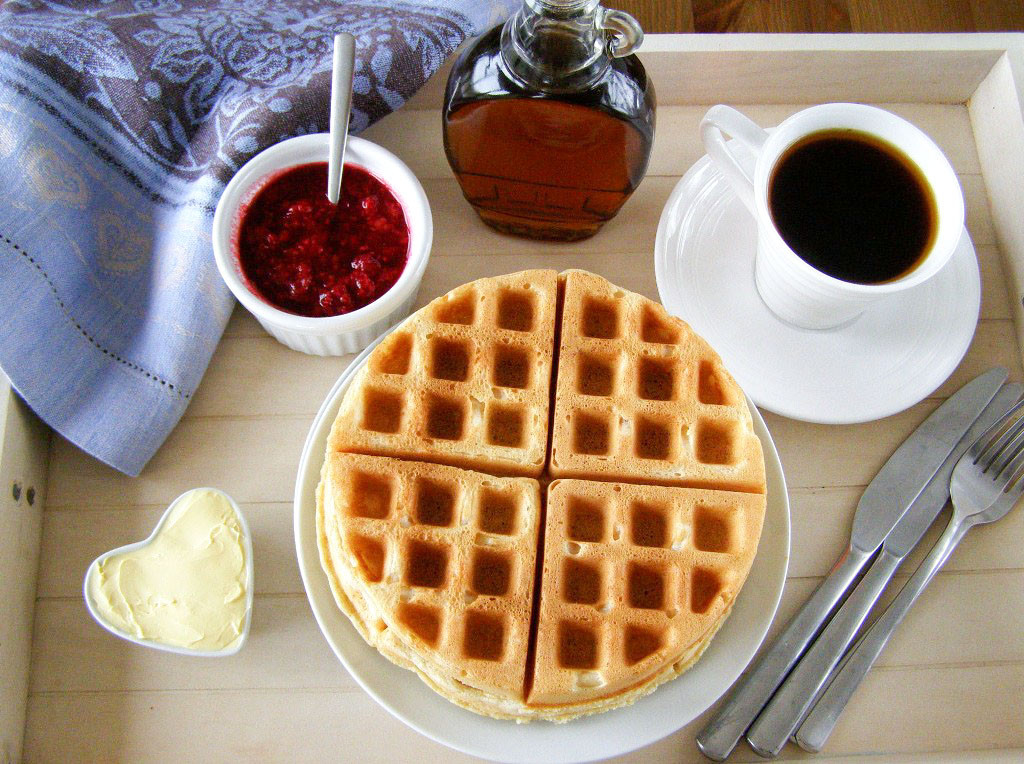 Pancakes And Waffles  maple•spice Back to Basics Pancakes and Waffles