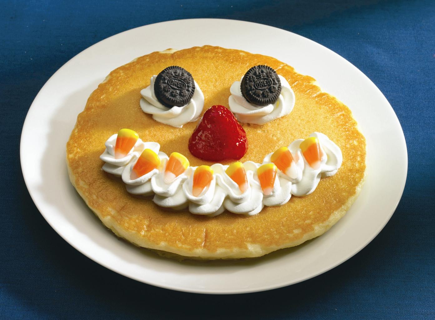 Pancakes For Breakfast  Pancake Breakfast