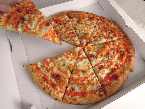Papa John'S Pizza Buffalo Chicken Pizza  buffalo chicken pizza on Tumblr