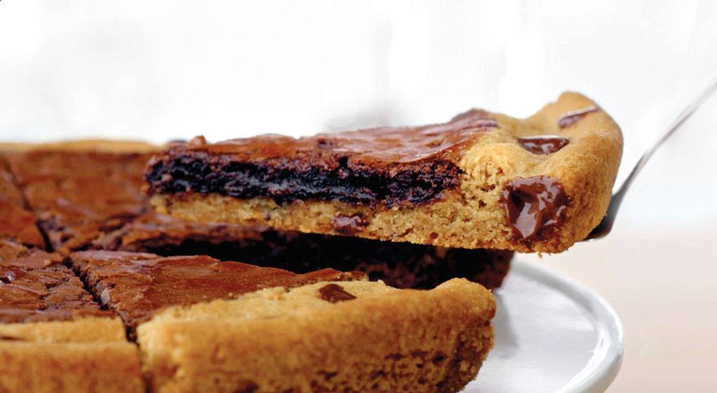 Papa Johns Desserts Menu  There s a Papa John s Cookie Brownie Here Are the New