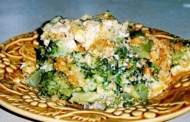 Paula Dean Broccoli Casserole Recipe  Broccoli Ritz Cracker Casserole Recipe Food