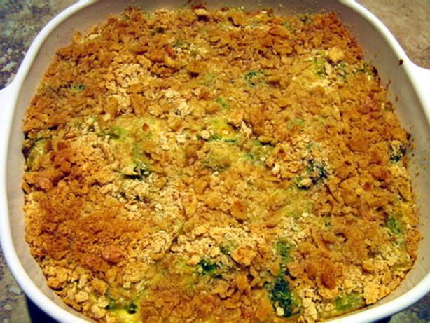 Paula Dean Broccoli Casserole Recipe  Paula Deens Broccoli Casserole Recipe Food
