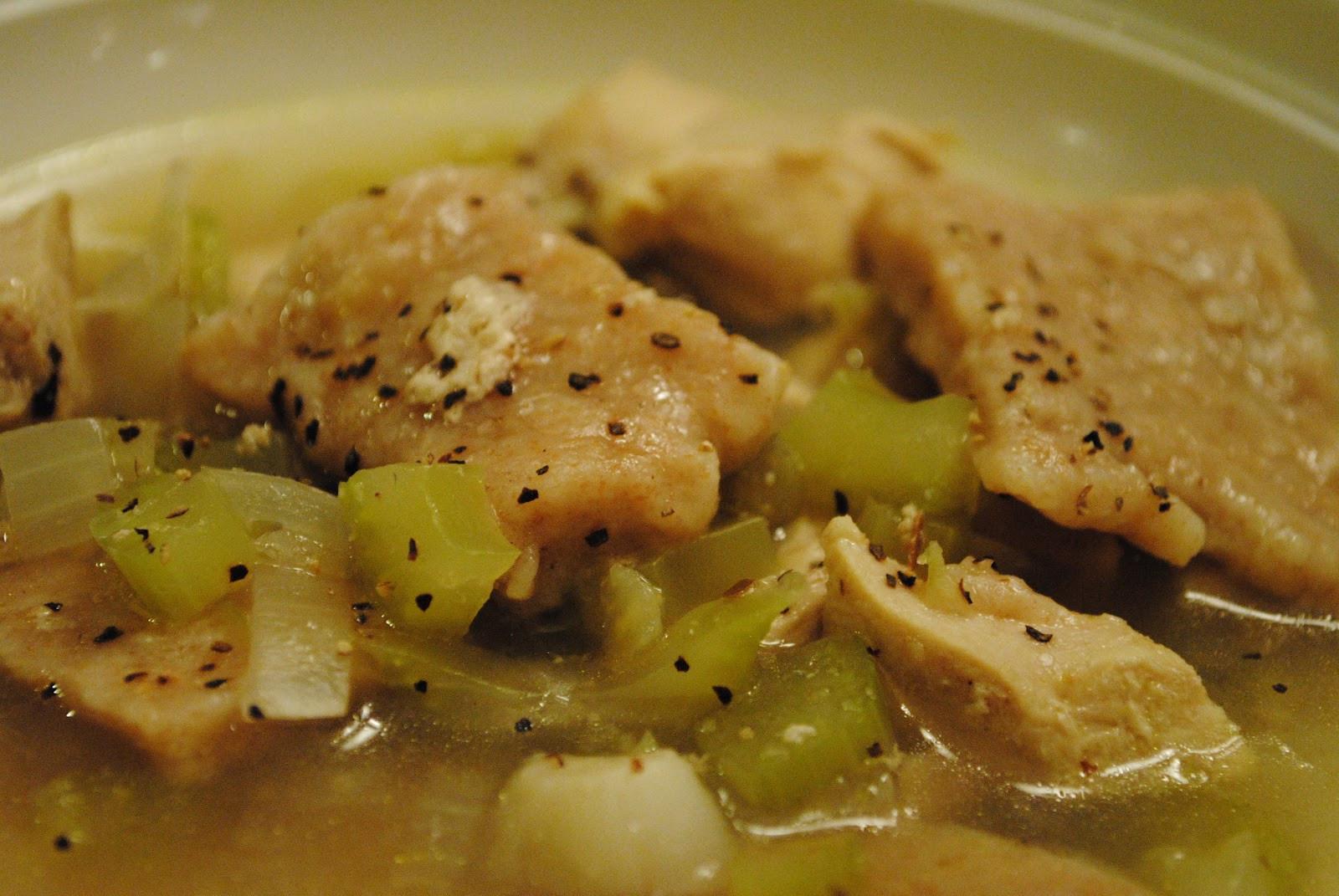 Paula Deen Chicken And Dumplings  Cookin Lean Like Paula Deen March 2012