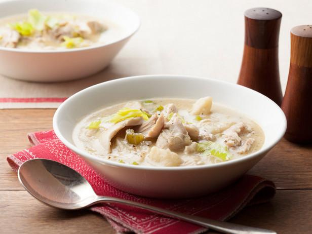 Paula Deen Chicken And Dumplings  Chicken and Dumplings Recipe Paula Deen Food Network