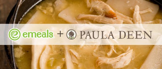 Paula Deen Chicken And Dumplings  The eMeals Blog