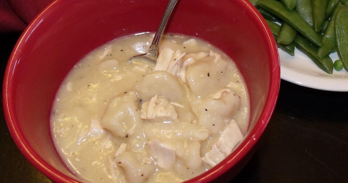 Paula Deen Chicken And Dumplings  Down Home by Paula Chicken and Dumplings