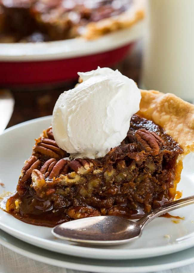 Paula Deen Pecan Pie  Salted Caramel Pecan Pie Spicy Southern Kitchen