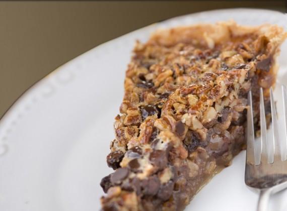 Paula Deen Pecan Pie  Chocolate Pecan Pie and Recipe Link