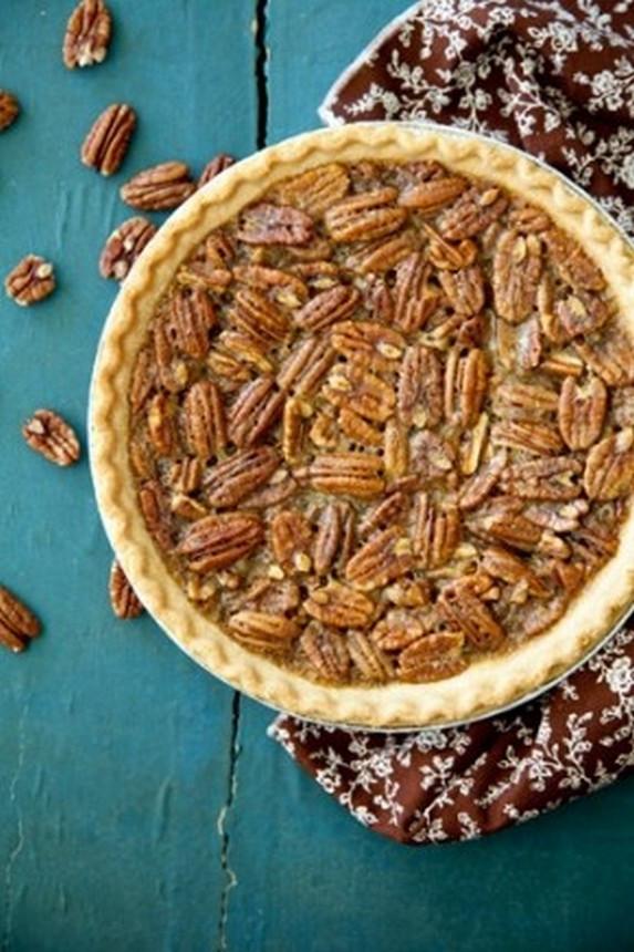 Paula Deen Pecan Pie  Top 50 Best Thanksgiving Pecan Pie Recipes on the Net