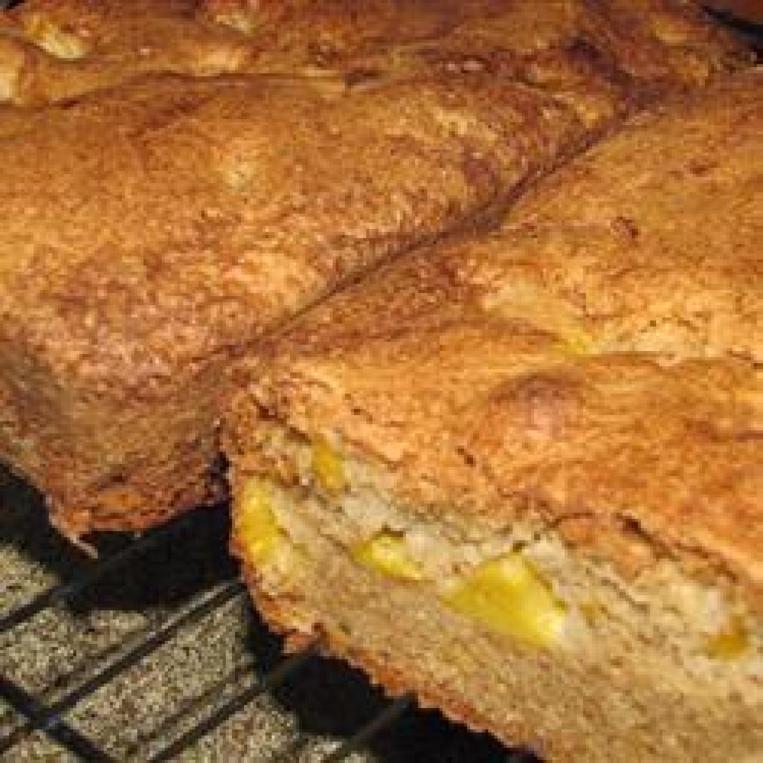 Peach Bread Recipe  Peach Nut Bread Recipe