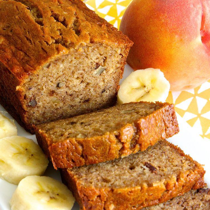 Peach Bread Recipe  Peach Bread Recipe — Dishmaps