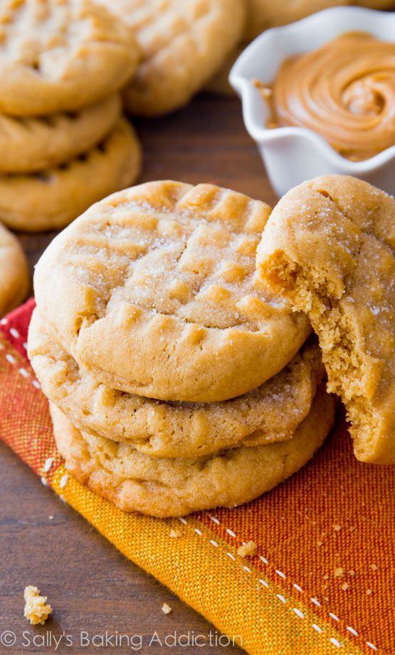 Peanut Butter Cookies Recipe Easy  Classic Peanut Butter Cookies Recipe