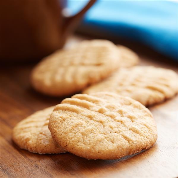 Peanut Butter Cookies Recipe Easy  Easy Peanut Butter Cookies