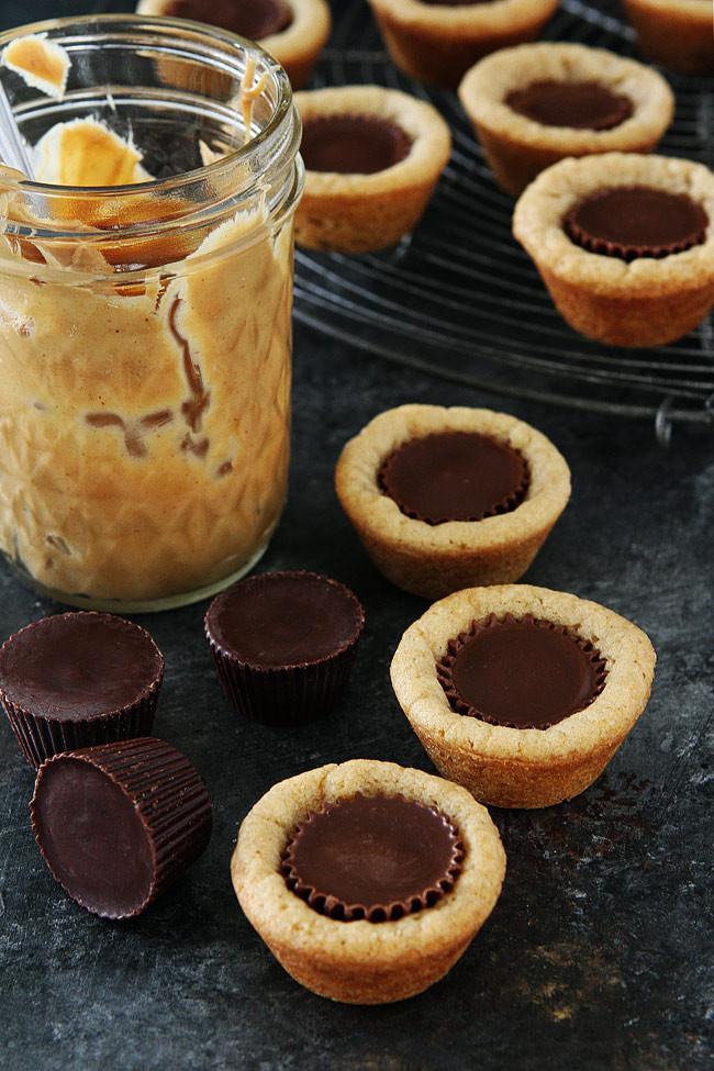 Peanut Butter Cup Cookies  Peanut Butter Cup Cookies Recipe