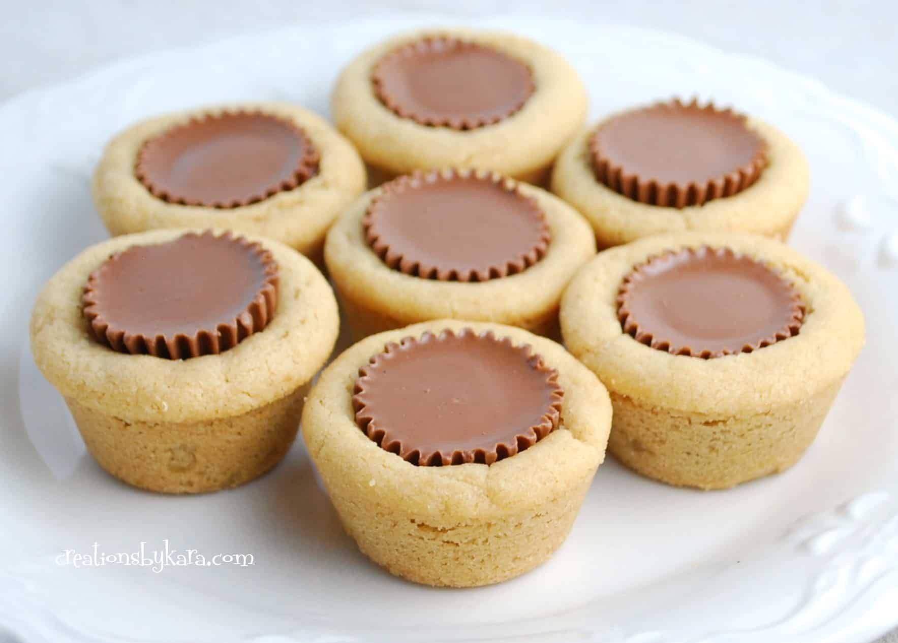 Peanut Butter Cup Cookies  Reese s Peanut Butter Cup Cookies