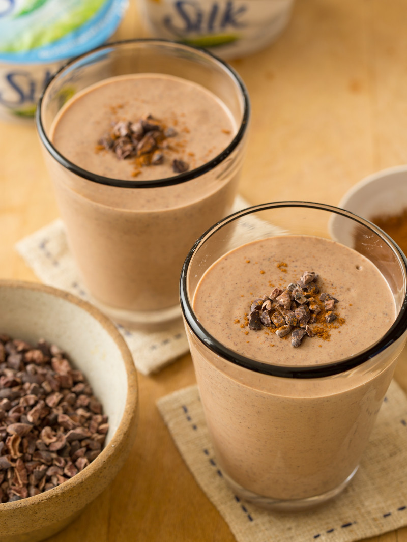 Peanut Butter Smoothies  Chocolate Peanut Butter and Cinnamon Smoothie