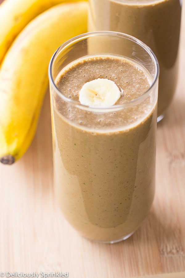 Peanut Butter Smoothies  Chocolate Peanut Butter Smoothie