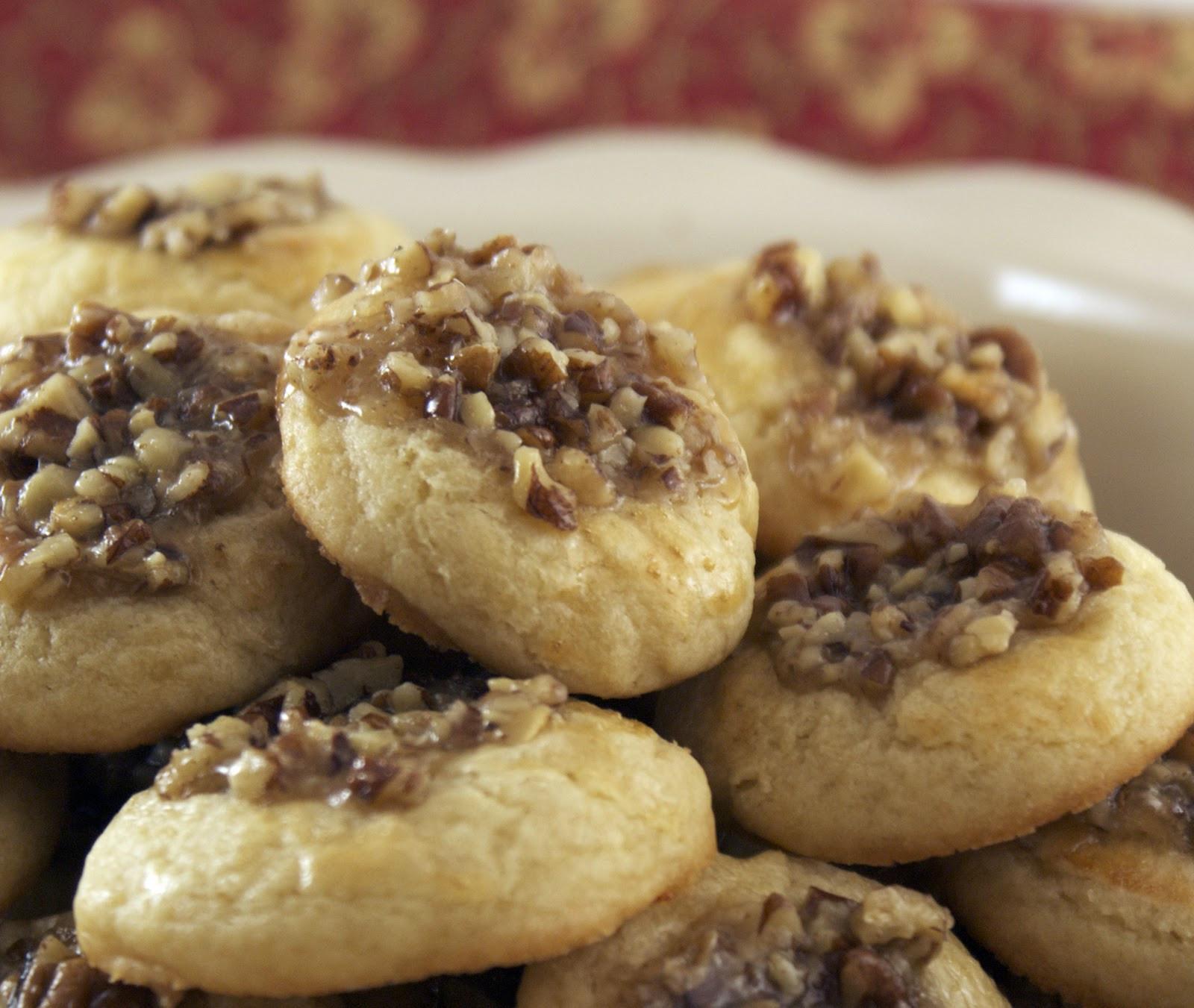 Pecan Pie Cookies  Pecan Pie Cookies Heat Oven to 350