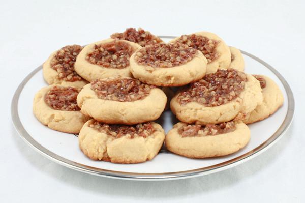 Pecan Pie Cookies  Pecan Pie Cookies