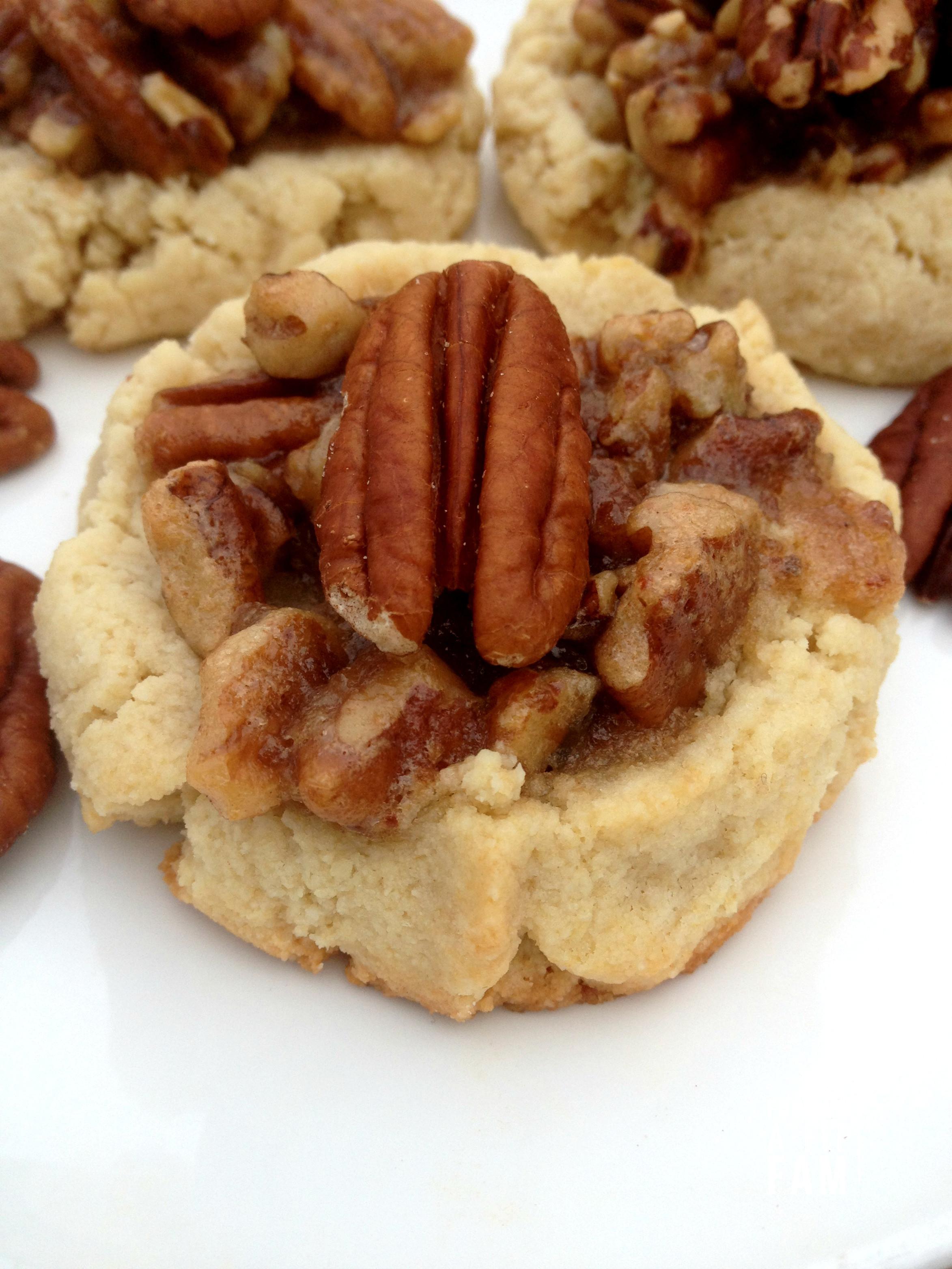 Pecan Pie Cookies  Pecan Pie Cookies Fueling a Fit Fam