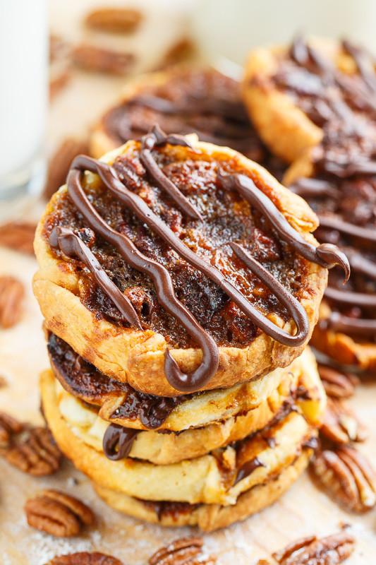 Pecan Pie Cookies  Pecan Pie Cookies on Closet Cooking