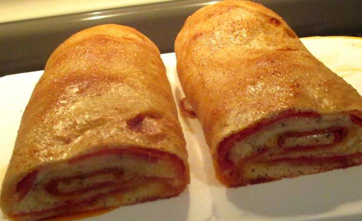 Pepperoni Bread Recipe  Pepperoni Bread