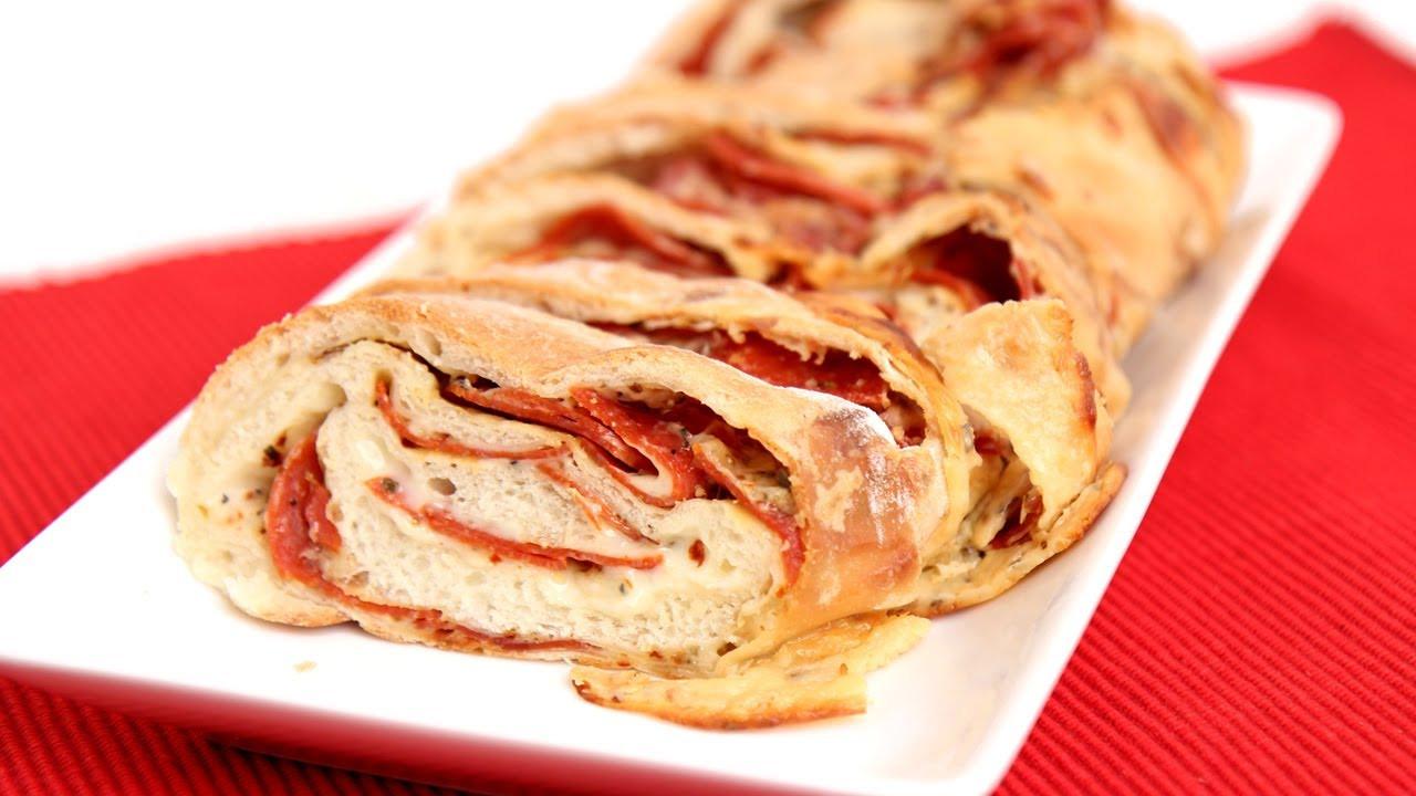 Pepperoni Bread Recipe  My Big Fat Italian Thanksgiving