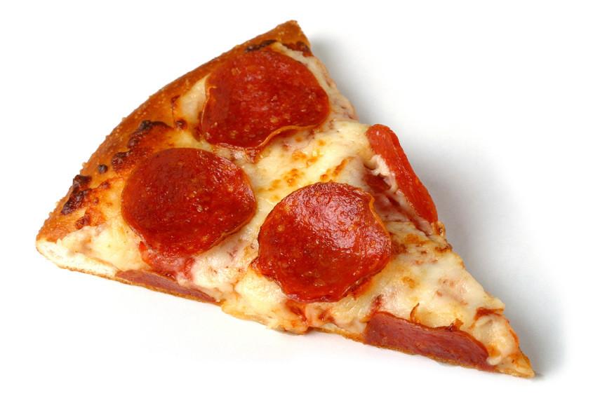 Pepperoni Pizza Slice  Pepperoni Pizza – e Slice – Innovation Centre Encinitas PTO
