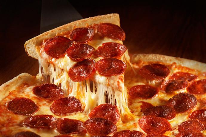 Pepperoni Pizza Slice  pepperoni pizza slice – DeliWorks