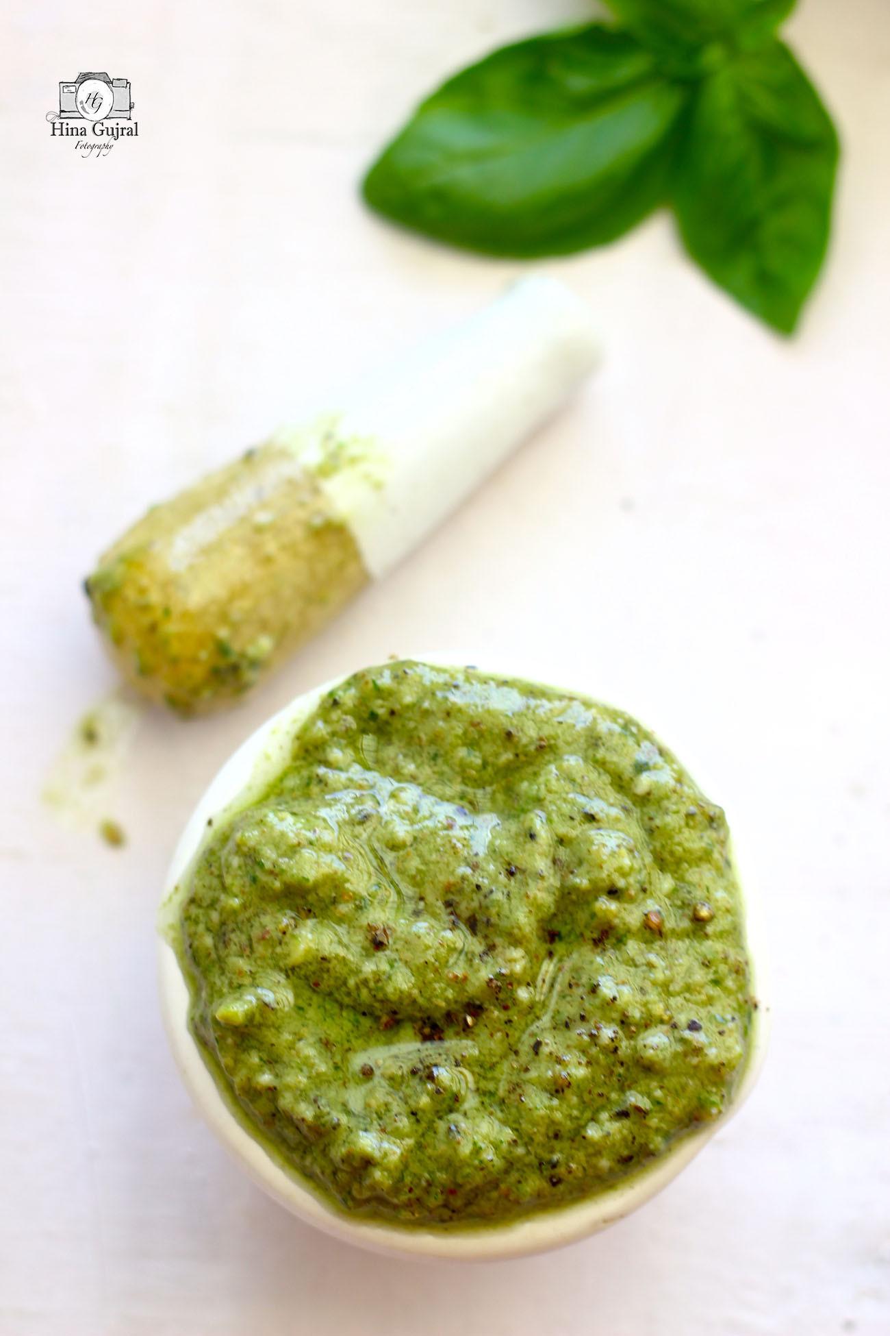 Pesto Sauce Recipe  Pesto Sauce Recipe Basil Pesto Fun FOOD and Frolic