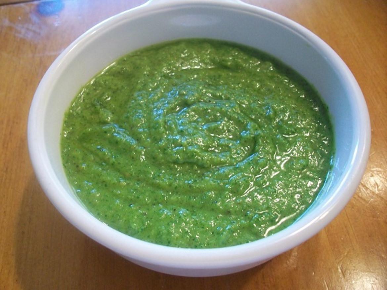 Pesto Sauce Recipe  Homemade Pesto Sauce Recipe