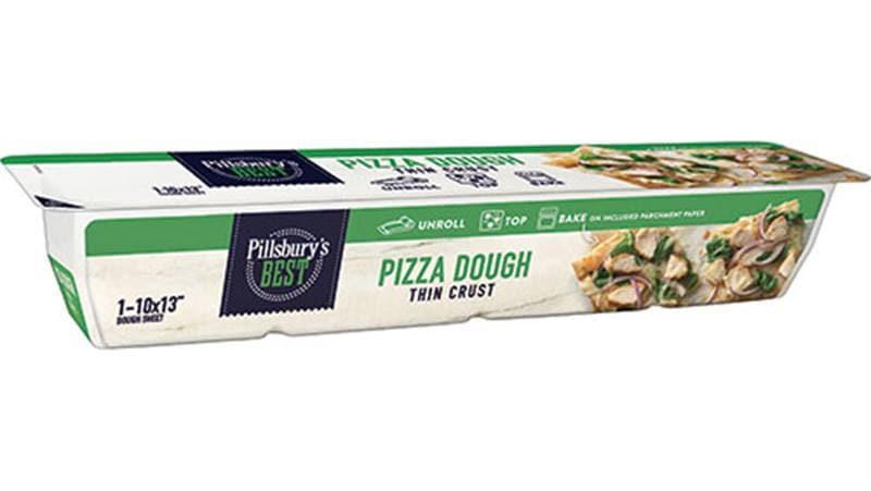 Pillsbury Pizza Dough  Pillsbury™ Best Pizza Dough Thin Crust Pillsbury