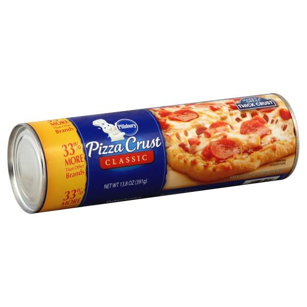 Pillsbury Pizza Dough  Pillsbury Pizza Crust Dough Classic