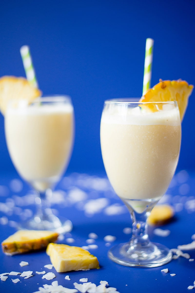 Pina Colada Smoothies Recipe  healthy pina colada smoothie recipe guide