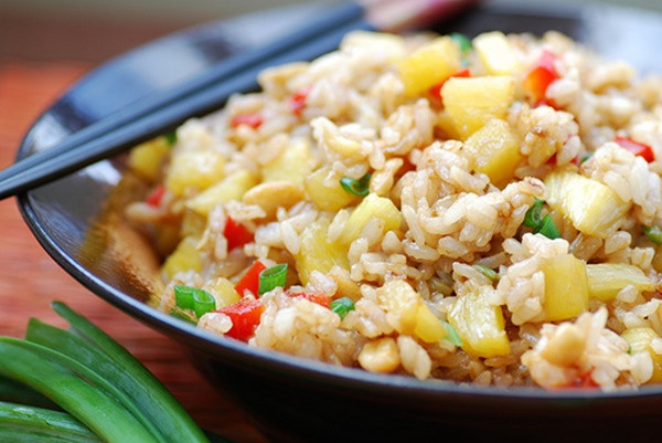 Pineapple Chicken Fried Rice  Pineapple Fried Rice XciteFun