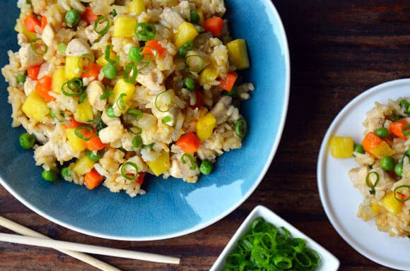 Pineapple Chicken Fried Rice  Pineapple Chicken Fried Rice Recipe Kusina Master Recipes