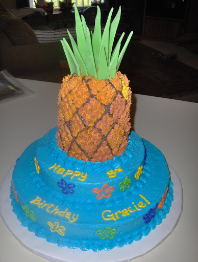Pineapple Shaped Cake  The gallery for Pineapple Shaped Cake