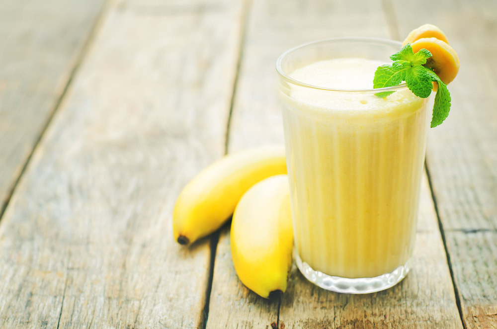 Pineapple Smoothie Recipes  Banana Pineapple Smoothie Recipe with Almond Milk