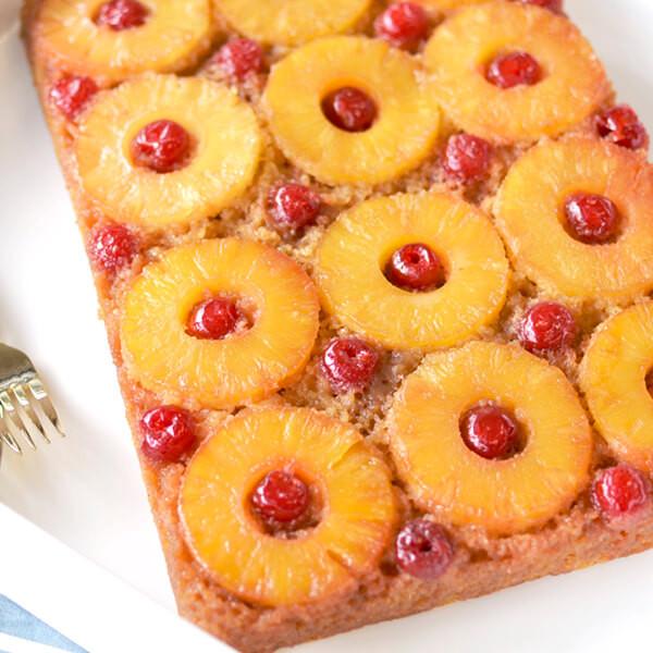 Pineapple Upside Down Cake Recipes  Pineapple Upside Down Cake Recipe