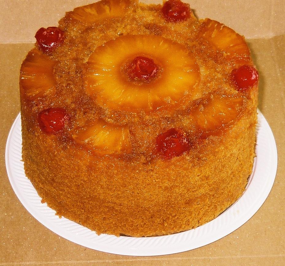 Pineapple Upside Down Cake Recipes  Upside Down Pineapple Cake Recipe 2015 House