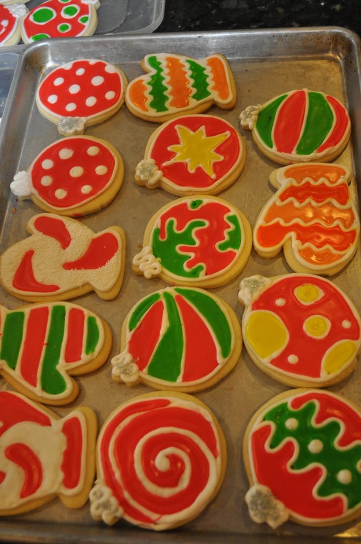 Pinterest Christmas Cookies  Christmas cookies My Creations