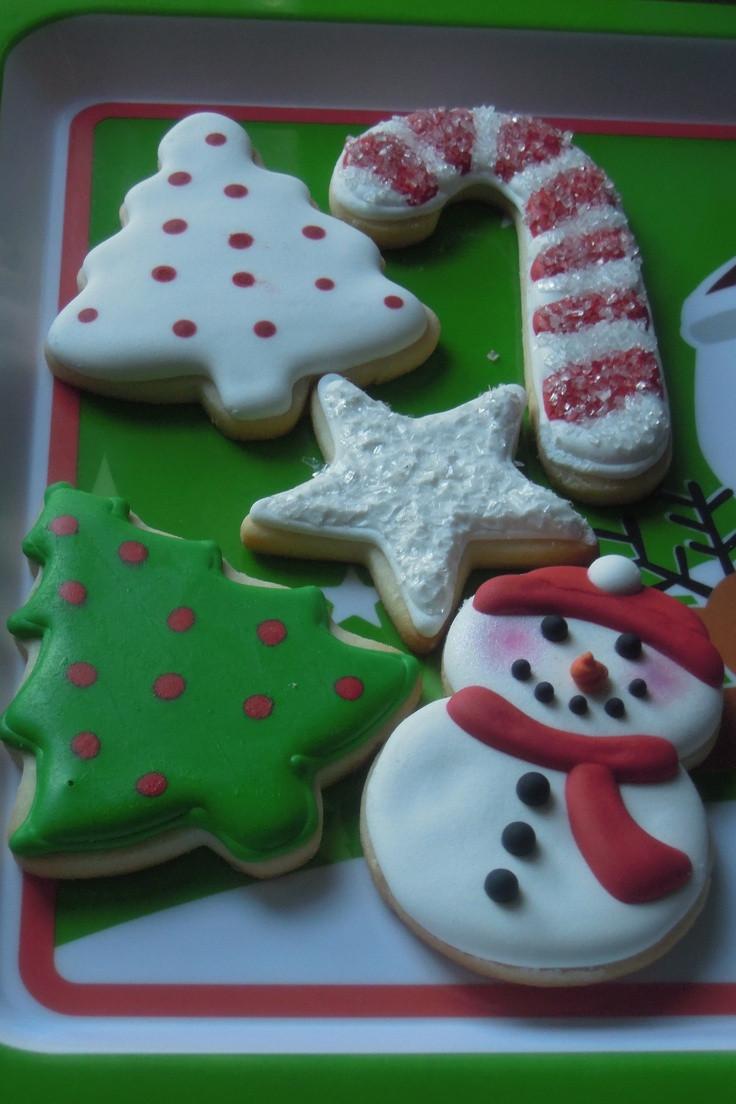 Pinterest Christmas Cookies  Christmas Cookies My Decorated Sugar Cookies