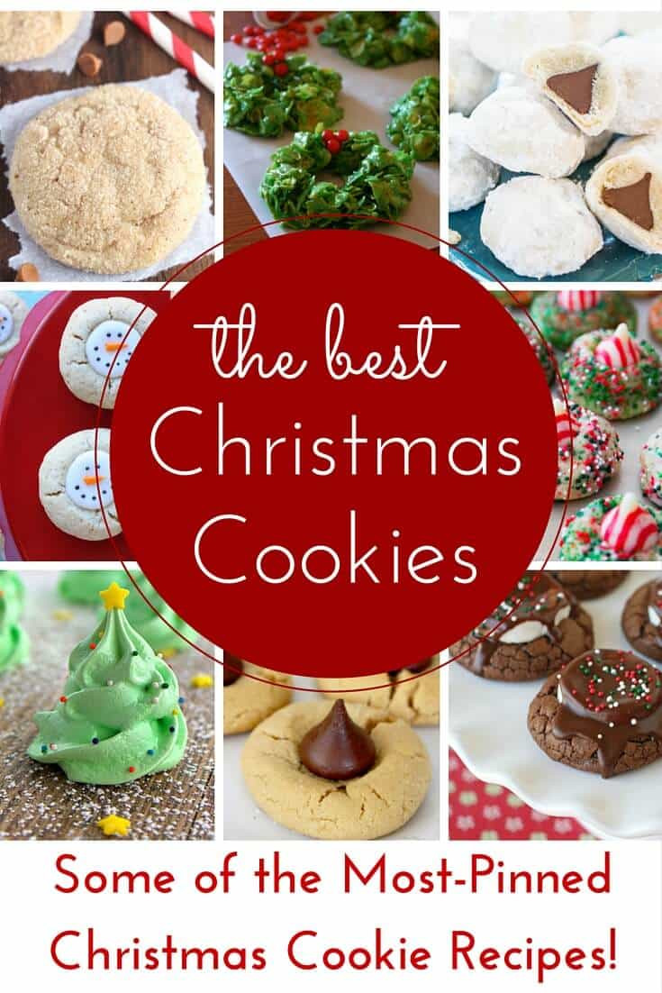 Pinterest Christmas Cookies  The Best Christmas Cookies on Pinterest Princess Pinky Girl